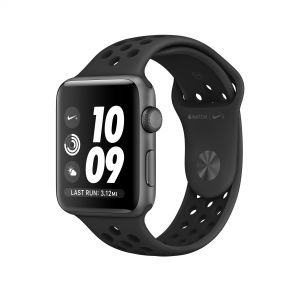 Apple Watch Nike+ OLED 34.2g Cinzento relógio inteligente