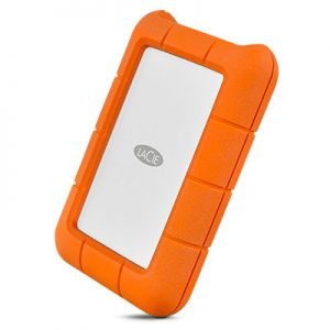 LACIE - RUGGED 2TB 2.5 USB 3.1 C EXT USB C AND C TO A CABOCL