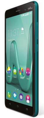 WIKO - SMARTPHONE LENNY3 5P IPS QUAD-CORE 1.3GHZ/16GB/5MP 8MP/ANDROID 6.0/DUALSIM BLEEN - LENNY3 BLEEN