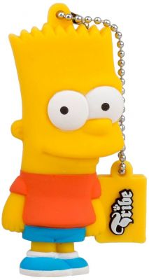 MAIKII - PEN DRIVE THE SIMPSONS BART 8GB