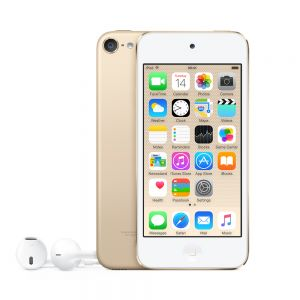 APPLE - iPod touch 128GB Gold