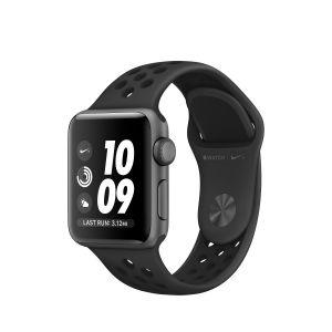 Apple Watch Nike+ OLED 26.7g Cinzento relógio inteligente