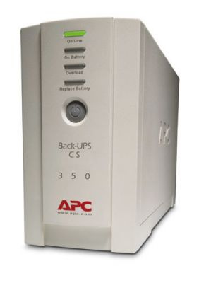 APC Back-UPS Standby (Offline) 350VA Torre Bege