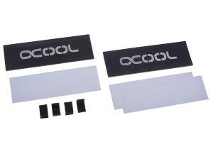 Alphacool - DISSIPADOR SSD M2 HDX 2280 PRETO