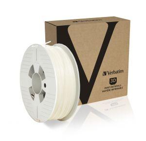 VERBATIM - FILAMENTO 3D PP 2.8MM 500g NATURAL