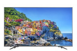 HISENSE - H55N6800 55P 4K ULTRA HD SMART TV WIFI ACERO LED TV