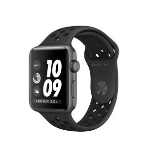 Apple Watch Nike+ OLED 32.3g Cinzento relógio inteligente