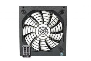 TACENS - Fonte TACENS RADIX VII AG ATX 600W 80PLUS SILVER ACTIVE PFC BLACK - 1RVIIAG600