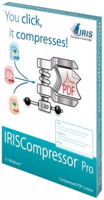 IRIS - Compressor Pro Win