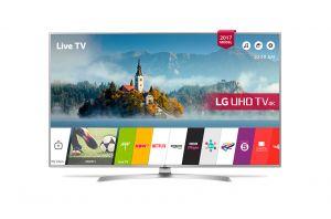 LG - LED TV 55P UHD IPS 4K SMART TV WEBOS 55UJ7