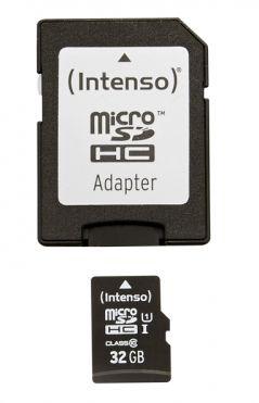 Intenso - microSDHC UHS-I 32 GB