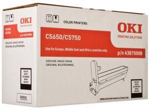 OKI - TAMBOR LASER PRETO TIPO C11 20.000 PAGINAS C /  5650 /  5750