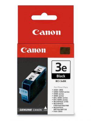 CANON - BCI 3E Twin Black Pack