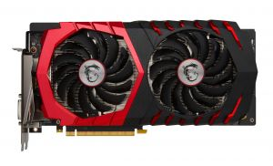 MSI - GTX1060 GAMING X 6GB - 6GB DDR5 PCI E 3.0