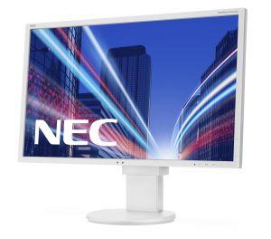 NEC - MultiSync EA224WMi - Monitor LED - 22P (21.5P visível) - 1920 x 1080 Full HD (1080p) - IPS - 250 cd/m² - 1000:1 - 14 ms -  - 60003337