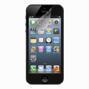 BELKIN - PROTECTOR DE LCD IPHONE5 CLEAR PACK 3 - F8W179CW3