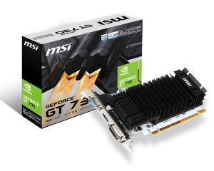 MSI - N730K-2GD3H/LP GEFORCE GT 730 2GB GDDR3