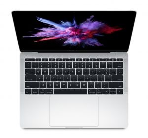 APPLE - 13-inch MacBook Pro: 2.3GHz dual-core i5: 256GB - Silver