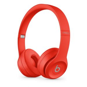 APPLE - Auscultadores Beats Solo3 Wireless - Red