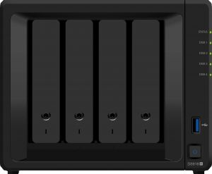 SYNOLOGY - ALL in1 TERABYTE SERV DS918+no HDD