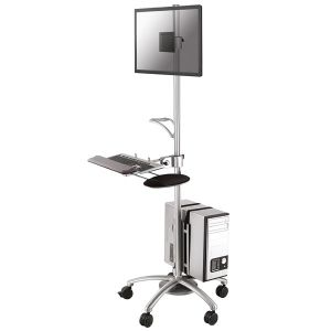 NEWSTAR - MOBILE WORKPLACE FLOOR STAND