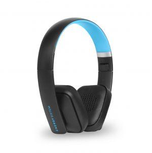 ENERGY SYSTEM - Energy BT2 - Auscultadores - no ouvido - sem fios - bluetooth - azul cyan - para Phone Colors