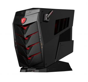 MSI - AEGIS 3 VR7RC-003EU, Intel Core i7-7700 ( 3.6 - 4.2 GHz), NVIDIA GeForce GTX 1060 6GB GDDR5 Gaming, DDR4 8GB x 2, 2TB + 256GB M.2 PCIe, DVD/RW SM,  Windows 10 Home, Preto