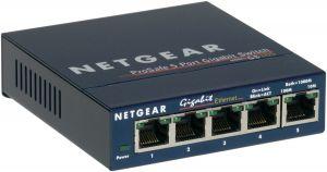 NETGEAR - ProSafe GS105