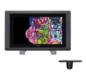 Wacom Cintiq 22HD 5080lpi 475.2 x 267.3mm Preto mesa digitalizadora