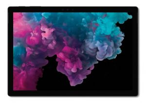 Microsoft - Surface Pro 6 - Intel i5-8250U, 8GB, 256GB, Ecrã: 12.3P, Intel UHD Graphics 620, W10 Home - Preto