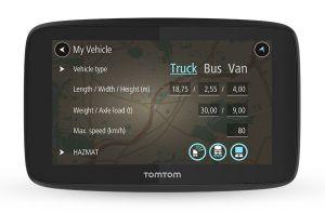 TOMTOM - GO PROFESSIONAL 520 - NAVEGADOR GPS