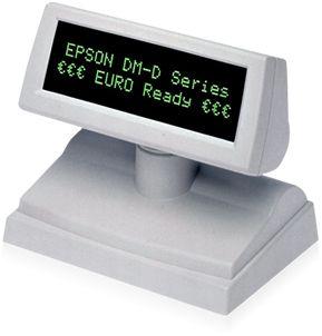 EPSON - Display Pequeno EPSON cliente DM-D110 USB - A61B133EAWULG - A61B133EAWULG