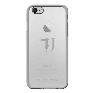 TRUSSARDI - TRANSPARENCE FRAME IPHONE 7 (SILVER)