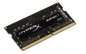 HYPERX - 4GB 2400MHZ DDR4 CL14 SO HYPERX IMPACT