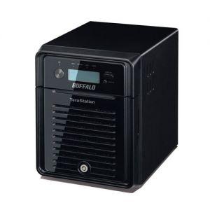 BUFFALO - TeraStation 3400 - Servidor NAS - 4 baias - 12 TB - SATA 3Gb/s - HDD 3 TB x 4 - RAID (expansão de disco rígido) 0, 1,  - TS3400D1204-EU