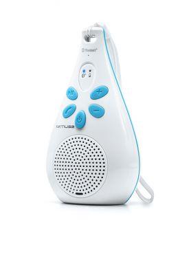 MUSE - PORTABLE Bluetooth Speakers M-320 BT Bluetooth Speaker A2DP SPLASH PROOF (IPX4) OUTPUT POWER 3W
