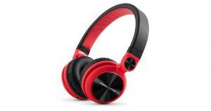 ENERGY SISTEM - ENERGY HEADPHONES DJ2 RED