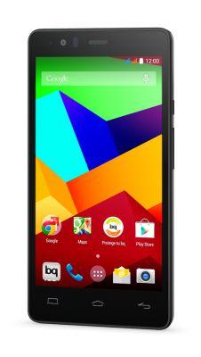 BQ - Smartphone Aquaris E5 LTE 8GB black / black