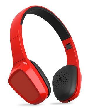 ENERGY SYSTEM - Energy Headphones 1 - Auscultadores supra-aurais com microfonoe - no ouvido - sem fios - bluetooth - vermelho