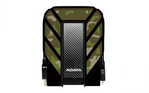 ADATA - HD710M Disco rígido 2 TB externa (portátil) 2.5P USB 3.0 camuflagem - AHD710M-2TU3-CCF