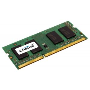CRUCIAL - SODDR3 8GB PC-12800 (1600Mhz) 204 pin CL11 1.35 / 1.5V