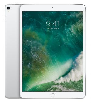 APPLE - 10.5-inch iPad Pro Wi-Fi + Cellular 256GB - Silver