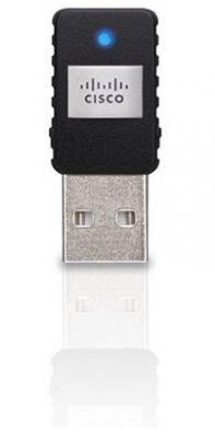 LINKSYS - Wirelss Mini USB Adapter AC580 Dual Band