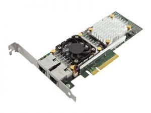 DELL - QLOGIC 57810 DUAL PORT 10GB BASE-T LOW P
