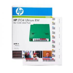 Hewlett Packard Enterprise Q2009A etiqueta para códigos de barras