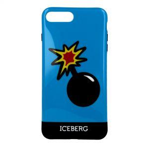 ICEBERG - SOFT CASE IPHONE 7 PLUS (BOMB)