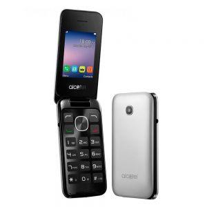 ALCATEL - IBERIA 20.51D METAL SILVER GSM 2.4IN QVGA 8MB RAM 2 MPX