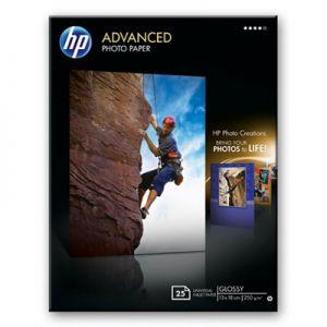 HP - Advanced Glossy Photo Paper 250 g / m²-13 x 18 cm