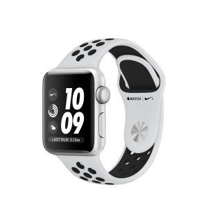 Apple Watch Nike+ OLED 26.7g Prateado relógio inteligente