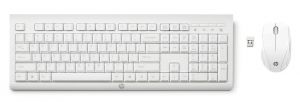 HP - Conjunto de teclado + rato C2710